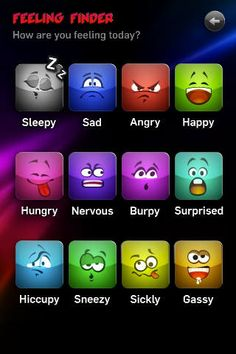 Autism Xpress A free app for Apple and Android smartphones and tablets that helps people with autism recognize and express emotions through facial expressions. https://itunes.apple.com/us/app/autismxpress-pro/id435630422?mt=8&ign-mpt=uo%3D2