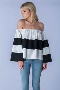Check our new Arrivals Color Block Off S... Check it here http://www.nunamia.com/products/color-block-off-shoulder-top-woven-blouse?utm_campaign=social_autopilot&utm_source=pin&utm_medium=pin