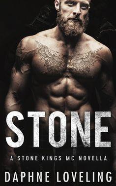 Claim a free copy of STONE: A Stone Kings Motorcycle Club Romance Novella