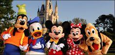 Trabaje 6 meses en Disney en el departamento de Entertainment. Una experiencia inolvidable!