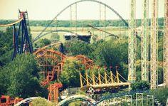 cool, theme park