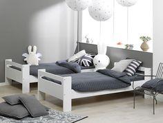 Diy Toddler Bed, Boy Toddler Bedroom, Boy Room, Kids Room, Kid Beds, Sweet Home, Room Decor, Couch, Furniture