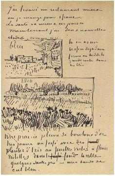 Van Gogh letters