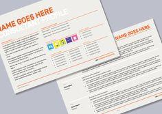 Cv Resume Template, Creative Resume Templates, Sample Resume, Recruitment Agencies, Profile, Names, Words, Word Templates, Icons