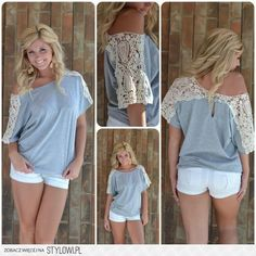This could be a good way to make a little girls favorite shirt bigger for her to keep fitting in. ........Lots more ideas in this page