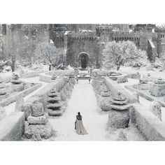 SNOW WHITE AND THE HUNTSMAN Reviews ❤ liked on Polyvore featuring backgrounds, pictures, winter, photos, images and scenery