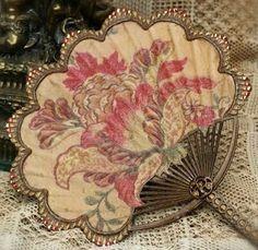 Lovely Antique Fan