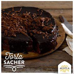 Torta Sacher #chocolate