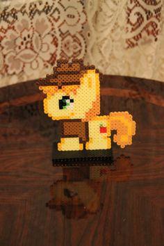 Chibi Pony Series   Braeburn by StormyandAkirasWorld on Etsy, $5.50