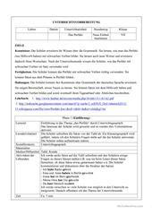 Urlaubspost_Wanderreise 3 Arbeitsblatt - Kostenlose DAF Arbeitsblätter