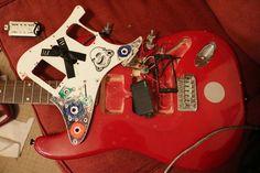Fender Squier, Music Instruments, Guitar, Musical Instruments, Guitars