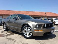 2005 Ford Mustang, 51,543 miles, $14,858.