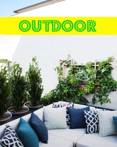 Whip Your Outdoor Area Into Shape Apartment Therapy's Guide to the Perfect Summer   Apartment Therapy
