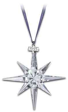 1995 - STAR - Large Star only - blue ribbon.
