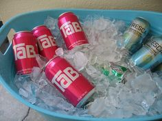 Tab & Fresca! Brings back memories. My aunt stockpiled both of these in the late 70's/early 80's. I still like the taste too.
