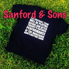 Marching band T-shirt-Funny Marching Band by SanfordSonsCreations