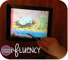 iFluency---a way to incorporate more fluency practice, especially with your struggling students in mind.