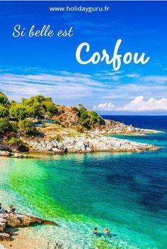 Tout savoir sur l'île ensoleillée de Corfou