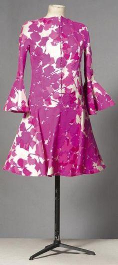 BALENCIAGA, haute couture circa 1968