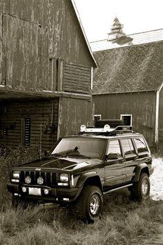 Jeep goals!