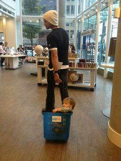 Jared Padalecki & son, Thomas