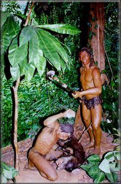 VIDA PRECOLOMBINA DE COSTA RICA