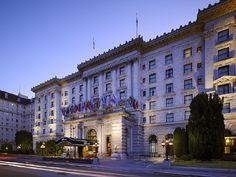 The Fairmont Hotel San Fran