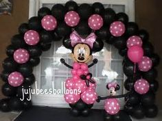 Image detail for -Minnie Mouse Birthday Bash