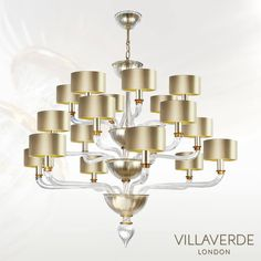 The SCALA metal chandelier – Sculpturally classic yet contemporary, beautifully handcrafted with traditional methods in Italy by our experienced craftsmen, exclusive to Villaverde.