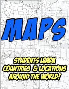 Latitude longitude around the world finding latitude longitude maps learn countries from around the world blank maps quizzes qr codes gumiabroncs Choice Image