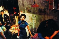 Christopher Doyle, Maggie Cheung, « In the Mood for Love », Wong Kar-wai