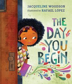 Jacqueline Woodson is the National Ambassador for Young People's LiteratureA NEW YORK TIMES BESTSELLER!National Book Award winner Jacqueline Woodson and two-time Pura Belpré Illustrator Award winner Rafael López have teamed up to create. New Books, Good Books, Books To Read, Frederick Douglass, Hans Christian, Christian Movies, National Book Award Winners, Children's Book Awards, Toddler Activities