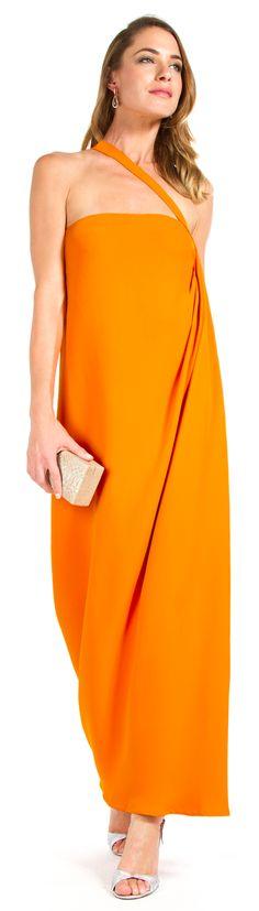 Oscar De La Renta Dress @Michelle Flynn Flynn Coleman-HERS