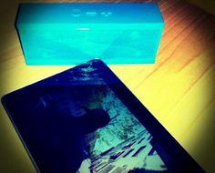 Nexus 7 and Jambox