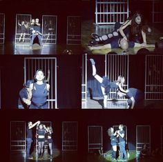 let's musical cell block tango