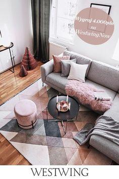 Living Room Sofa, Living Room Interior, Home Living Room, Apartment Living, Living Room Designs, Living Room Decor, Apartment Ideas, Carpet In Living Room, Apartment Size Furniture