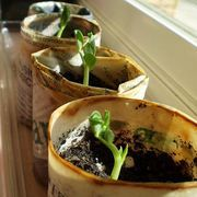 How to Make Recycled Paper Pots   eHow