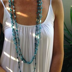 www.indigoheart.com.au Turquoise Necklace, Beaded Necklace, Artisan, Gems, Bali, Jewelry, Collection, Fashion, Beaded Collar