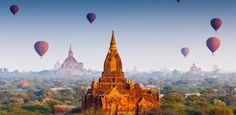 Hot Balloon in MyanMar