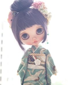 #blytheadoresanna #blythe #customblythe #doll #k07 #k07doll