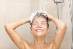 9 Shower Tricks To Keep Your Hair Feeling Fresh Between Washes