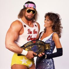 2019 marks 40 years since the first Intercontinental Champion was crowned. In celebration of this milestone, check out some of the coolest Intercontinental Champion studio photos we found in our archives. Miss Elizabeth, Wwe Champions, Shot Photo, Couple Halloween Costumes, Halloween Couples, Wwe News, Wwe Photos, Wwe Superstars, Studio