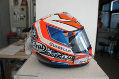 Arai RX-GP Nicky Hayden 2013 by Starline