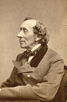 Hans Christian Andersen - writer