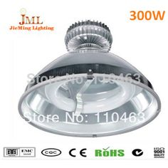 300W AC220V CE&ROHS High Bay industrial light floodlight tunnel Lamp 85~265V 5 years warranty Warm Cold White Color indoor light