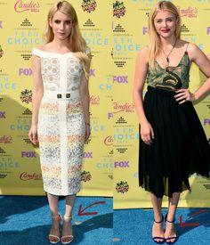 Teens Choice Awards 2015 #fashion #trend