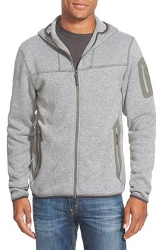 Arc teryx  Covert  Relaxed Fit Technical Fleece Full Zip Hoodie Full Zip  Hoodie 3af57a68c