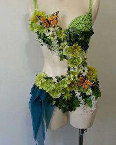13 Ways to Be a Fashion Forward Fairy This Halloween via Brit + Co.