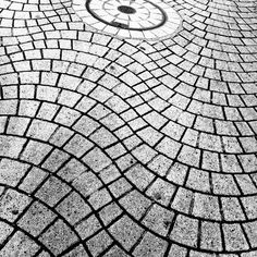 Pavement. This is awesome! I want this outside my home.