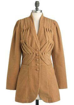 Ryu Pie Expectations Jacket | Mod Retro Vintage Jackets | ModCloth.com